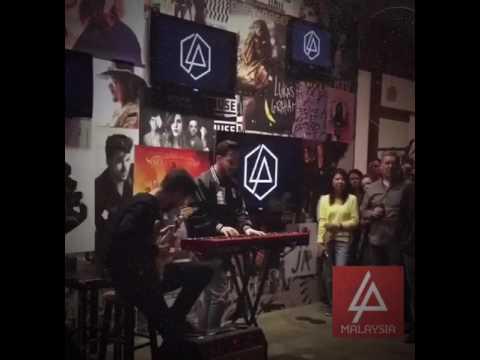 "LINKIN PARK -"" Talking to Myself"" (Short Clip) [Live Debut]"