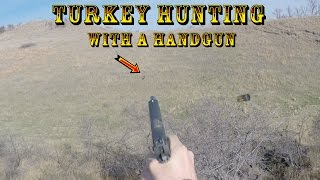 Turkey Hunting with a Handgun