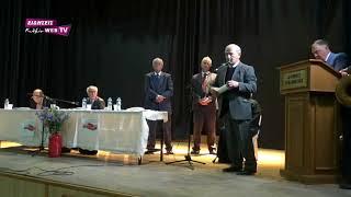 Ο Β. Αθανασιάδης τιμήθηκε για την προσφορά του στην εθελοντική αιμοδοσία-Eidisis.gr webTV