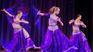 Mehboob mere   Indian Dance Group Mayuri, Petrozavodsk