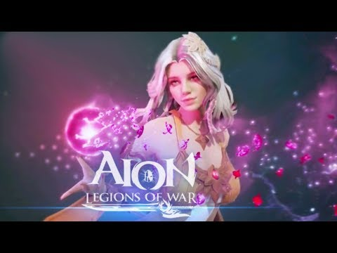 Aion : Legions Of War - Prologue - Android Gameplay