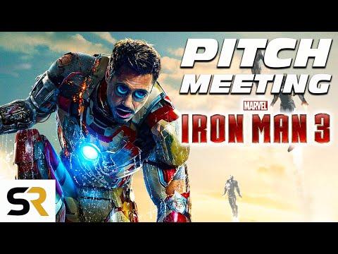 Iron Man 3 Pitch Meeting