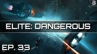 Battle with an Anaconda! - Ep. 33 - Elite: Dangerous - Let