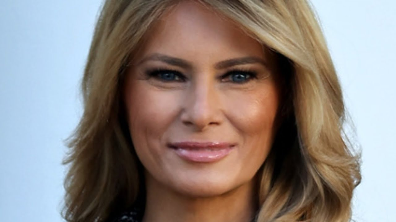 Why Melania Trump's Latest Appearance Has People Furious