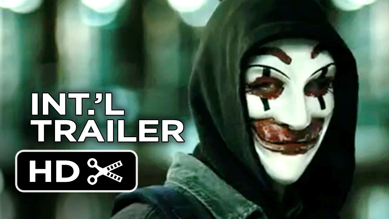 Who Am I? Official Trailer #1 (2014) - Tom Schilling Thriller - YouTube