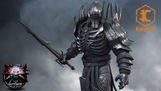 Ведьмак 3 - бой с Имлерихом [режим - на смерть]