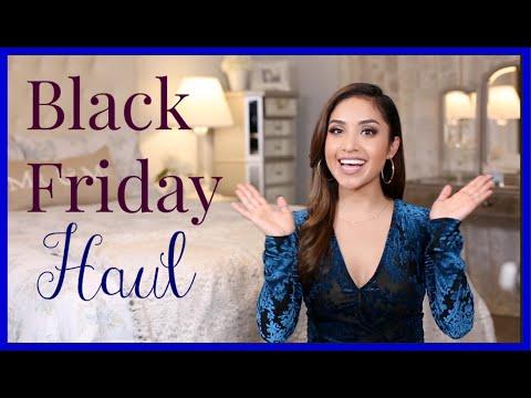 Black Friday Haul 2015 | Dulce Candy