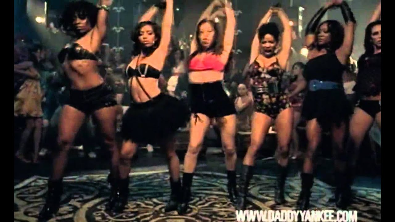 Pose   Daddy Yankee oficial video  full HD