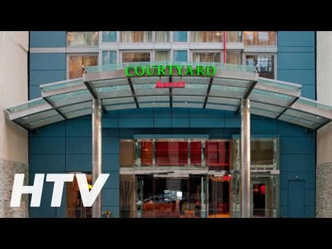 Hotel Courtyard By Marriott New York Manhattan / Soho