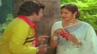 Gajadonga Movie Songs || Allaneredu Chettu Kaada || NTR || Jayasudha || Sridevi