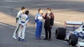 岡崎モータースポーツフェスティバル 中嶋悟 ティレル