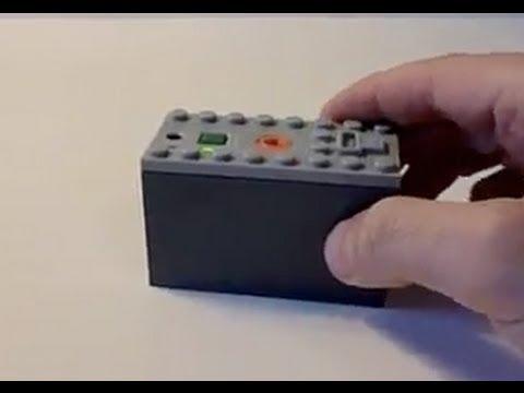 Lego 8878 Li-Po Battery