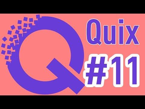 Quix - настройки бесплатного шаблона Morph и параллакс эффект #11