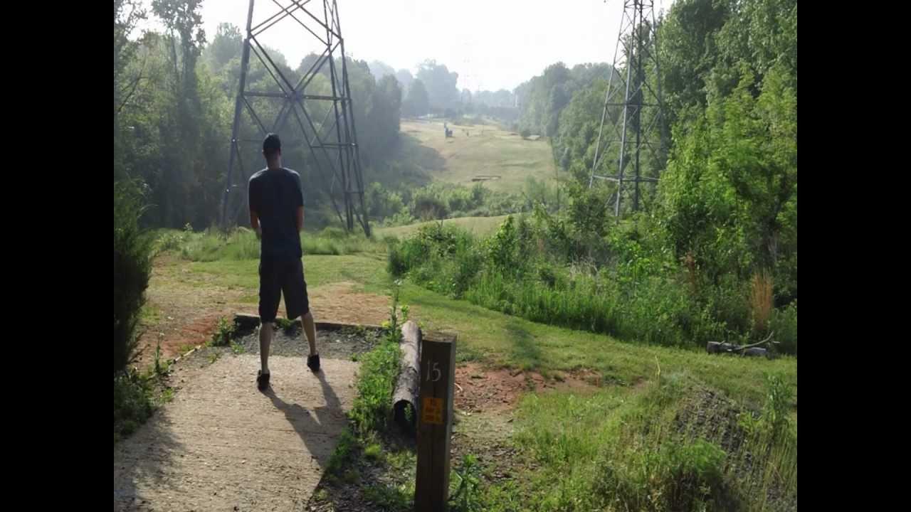 Golf Charlotte Nc >> Renaissance Park Disc Golf - Charlotte, NC - YouTube