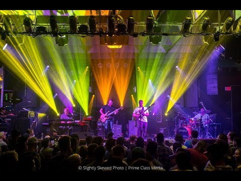 Spafford - Full Show - Culture Room - Fort Lauderdale, FL - 1-31-2018