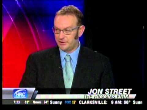 Tennessee Employment lawyer Jon Street Discusses Illegal Tip Pooling.mp4