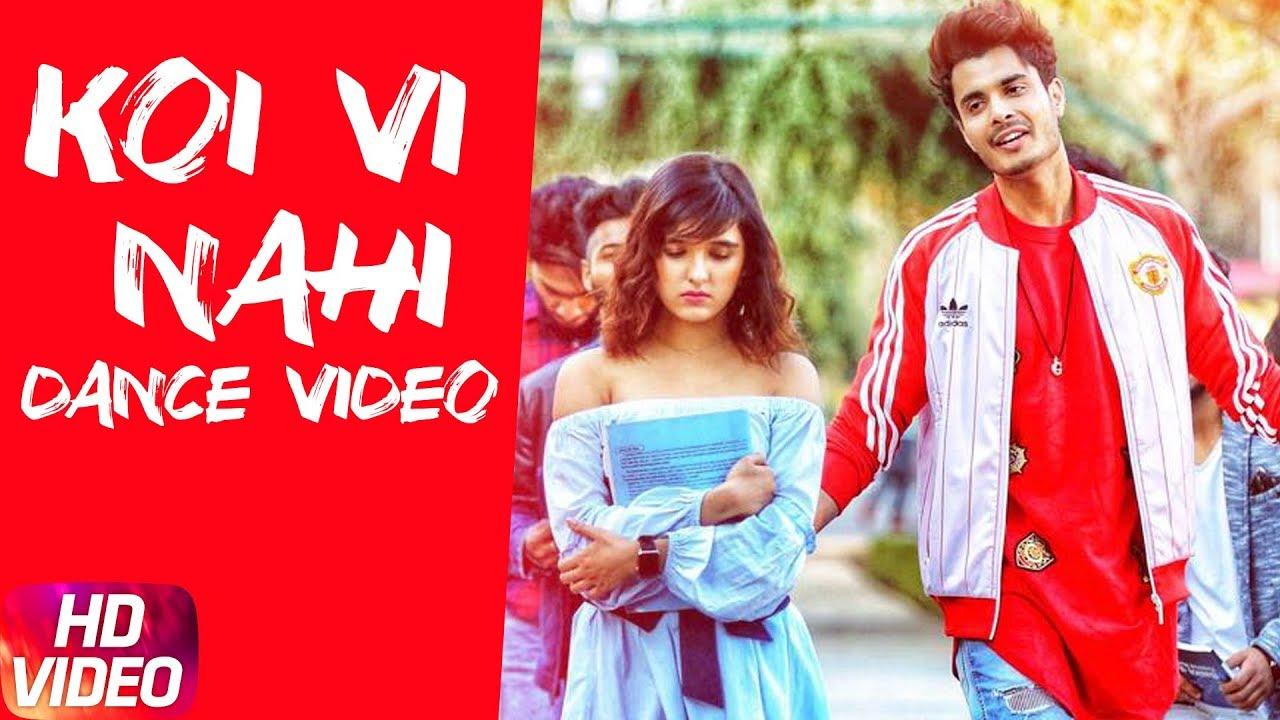 Koi vi nahi dance video shirley setia gurnazar for Koi vi nahi