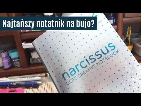 Narcissus, czyli najtańszy notatnik na Bullet Journal? HD