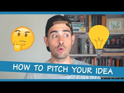 EXPERIMENT: HOW TO PITCH YOUR CREATIVE IDEA (in 60 seconds)