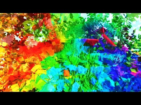 Black MIDI: What 1 million notes look like (Pianofall - Night of Nights)