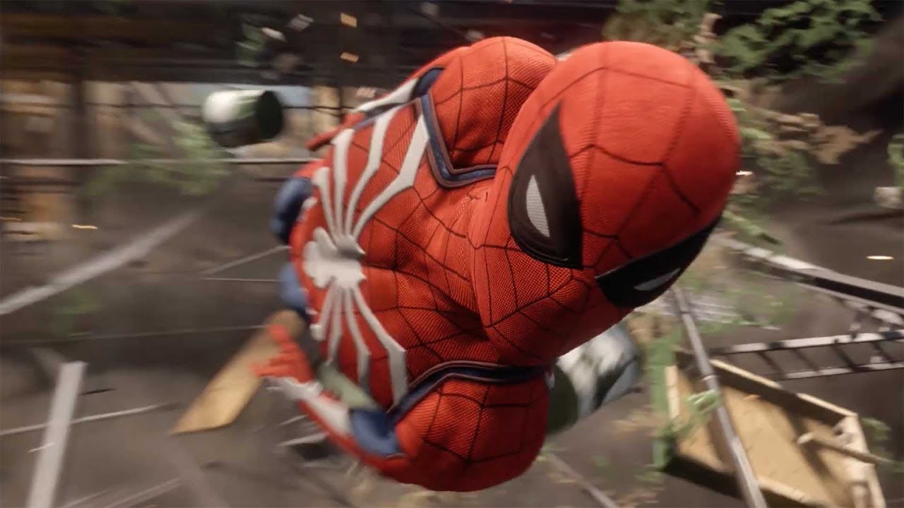 Will Xbox ever get a Spider Man game again? : xboxone