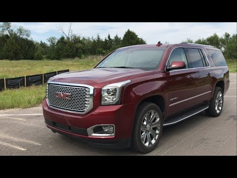 1 year review on the 2016 GMC Yukon XL Denali (and test drive clips)