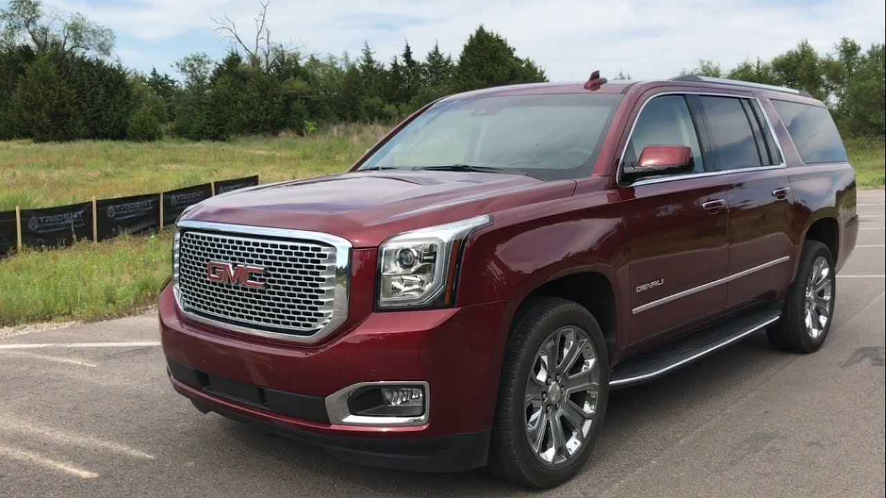 1 Year Review On The 2016 Gmc Yukon Xl Denali And Test Drive Clips