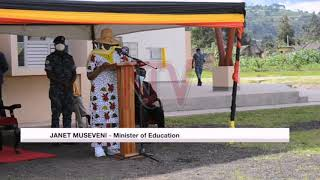 Education Minister launches new facilities at NTC Kabale