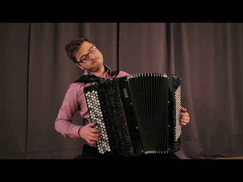 Maciej Frąckiewicz plays Scarlatti Sonata in d minor K. 141