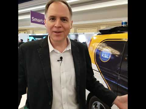 Bringing CES to you Part 3: Smart deliveries - Thales