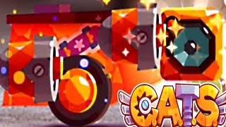 GODLY LASER SURFER! - C.A.T.S. Crash Arena Turbo Stars