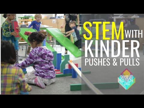 Stem Activities With Kindergarten Ngss Forces Interactions