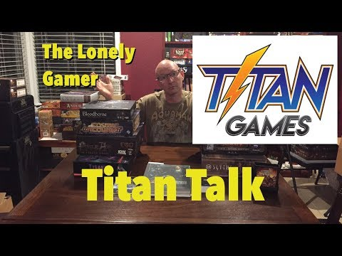 Titan Talk November 30 2017 Top 10 games of all time