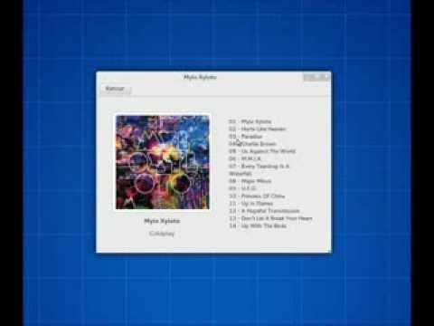 GNOME Music in Symbiose