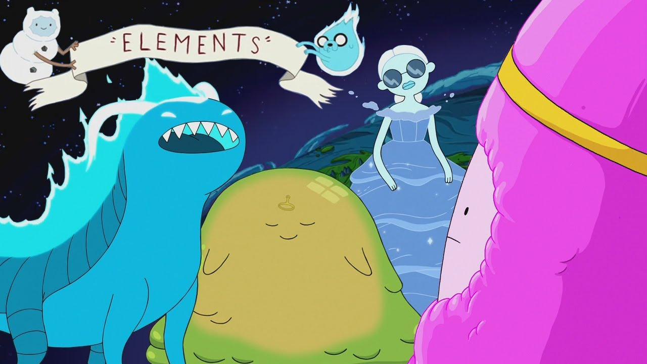Download Elements Miniseries Megareview (Adventure Time S9E2–9)