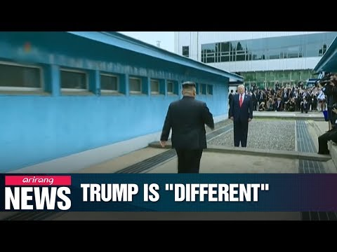"Kim Jong-un believes Trump is ""different"": U.S. State Dept. official"