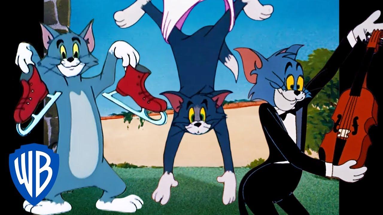 Tom & Jerry | Tom's Best Tricks | Classic Cartoon Compilation | WB Kids