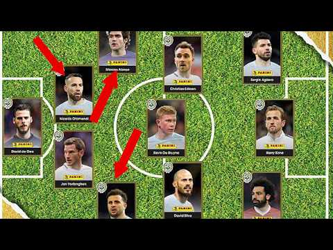 PFA Team of the Year 2018