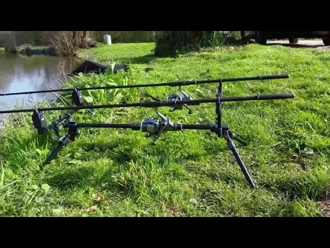 Carp Fishing Hanchurch Pool 7