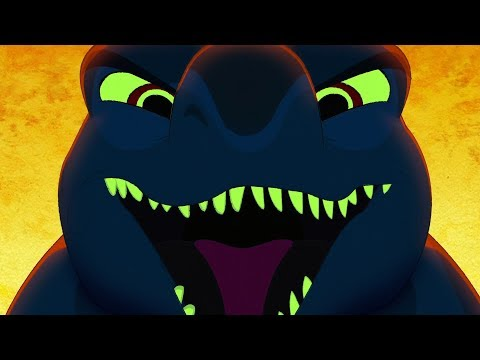 The Lion Guard: Big Bad Kenge song (with lyrics) | The Bite of Kenge