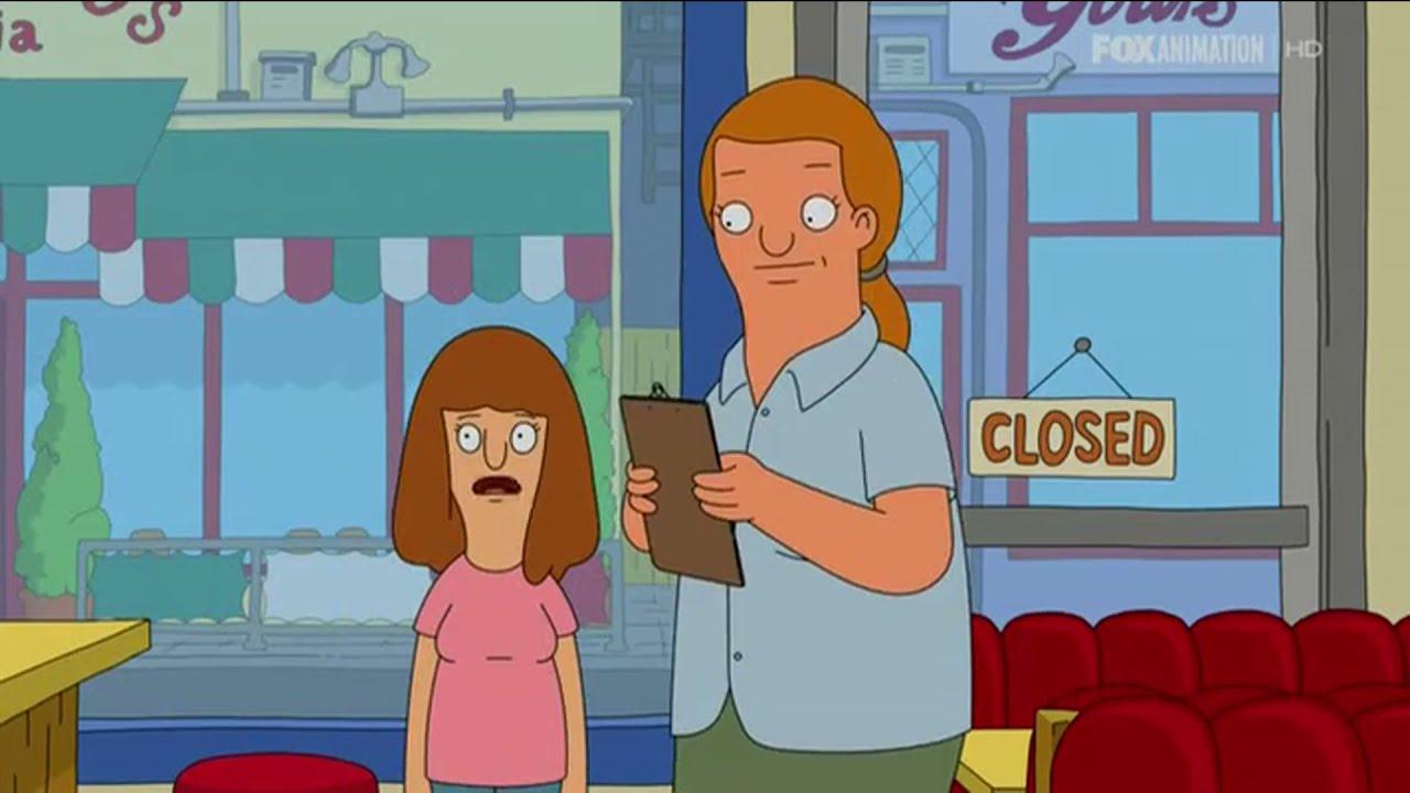Bob's Burgers ITA - Bob pensa che è sempre una truffa quella delle Riviste....