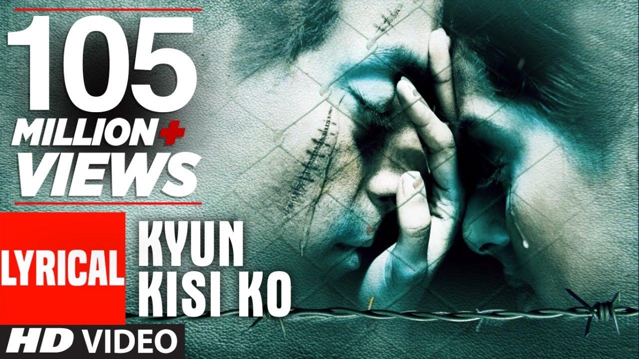Download Kyun Kisi Ko Lyrical Video | Tere Naam | Udit Narayan | Salman Khan, Bhumika Chawla