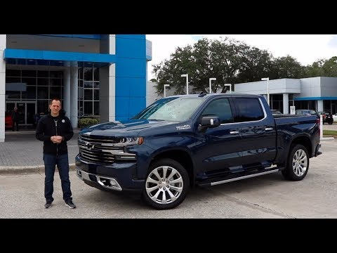 Does the 2019 Chevy Silverado High Country have it ALL ...