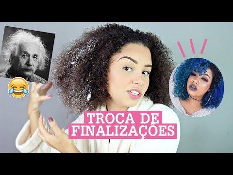 FIZ A FINALIZAÇÃO DA CA MARTINS NO MEU CABELO! | por Ana Lídia Lopes