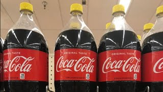 Here's What The Yellow Caps On Soda Bottles Really Mean