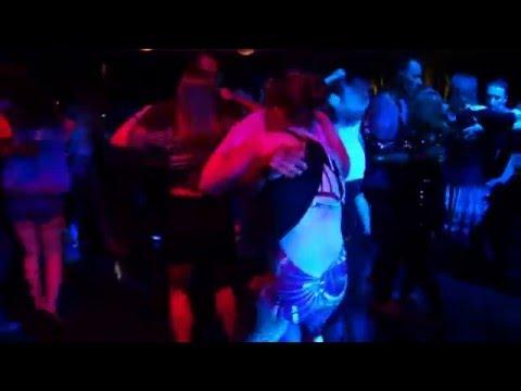 Freddy Marinho & Girl TBT?.  Zouk Soul @ Helsinki Zouk Congress 2015