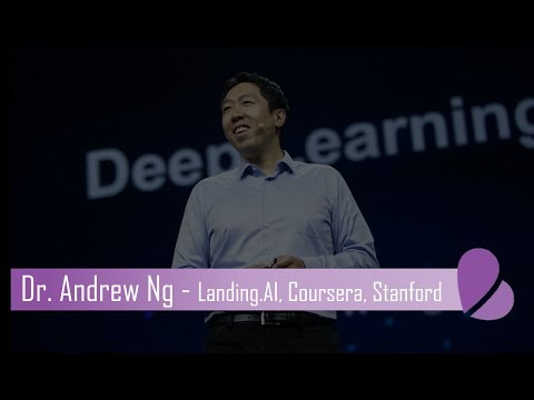 AI is the New Electricity - Dr. Andrew Ng