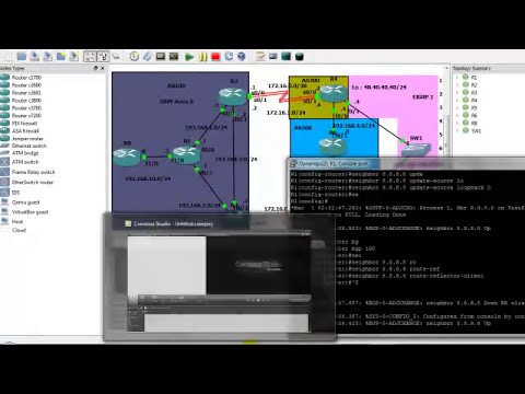 BGP Aggregation, Path control and Traffic engineer (Step by step)