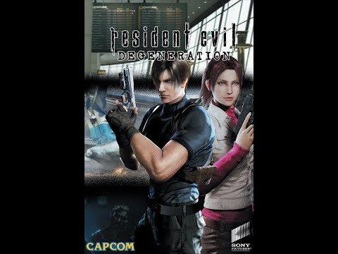 Resident Evil: Degeneration Fan Trailer