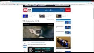 Jak stahovat jakékoliv videa přes GOOGLE CHROME 2016-17